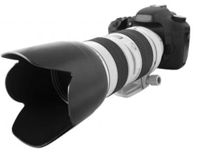 צילום סרטוני תדמית במצלמות DSLR