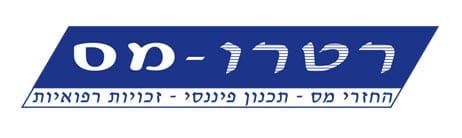 עיצוב לוגו רטרו מס