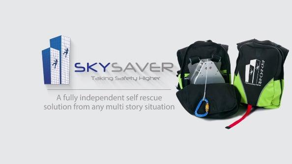 סרט מוצר – Sky-Saver