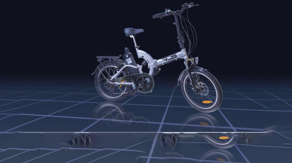 TS אופניים חשמליות