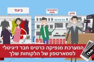 סרט תדמית באנימציה לחברת clubli