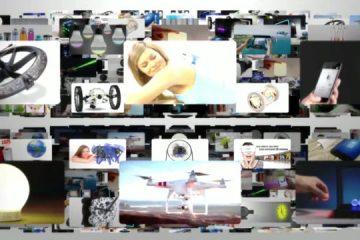 סרט תדמית למוצרי פרסום- גימיקים