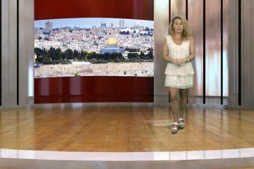 הפקת סרט תדמית באנגלית Jerusalem restoration bible