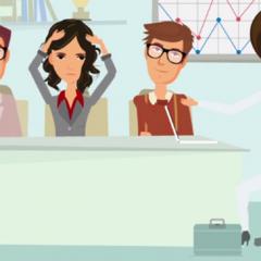 סרטוני אנימציה עם דמויות בדו מימד ותלת מימד